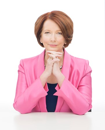 Julia Gillard headshot