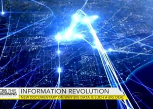 <p>Documentary Shows Information Revolution of Big Data</p>