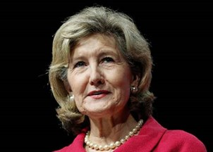 <p>Sen. Kay Bailey Hutchison Joins No Labels Advisory Board</p>