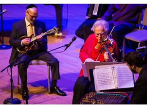 <p>Dancing in Symphony Hall Aisles as Perlman Celebrates 'Fiddler's House'</p>