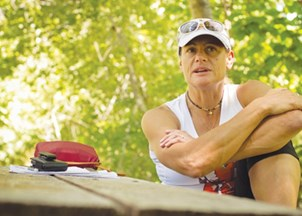 <p>World champion adventure racer Robyn Benincasa inspires with stories from Project Athena.</p>