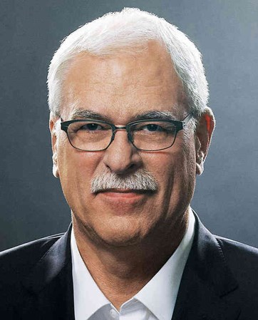 Phil Jackson headshot