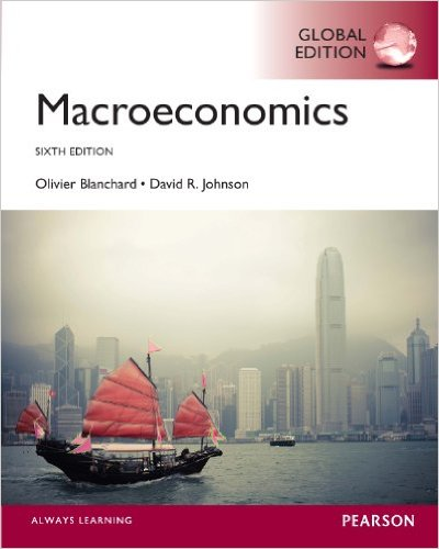 Blanchard:Macroeconomics, Global Edition