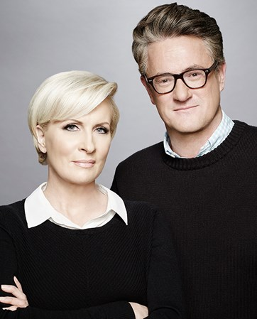 Mika Brzezinski & Joe Scarborough headshot