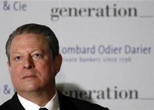 <p>Al Gore is a Founder and Chair of Generation Investments, dedicated to integrating factors of environmental sustainability into fundamental investment analysis</p>
