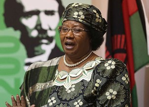 <p>Redefining Leadership: Head of State Joyce Banda</p>