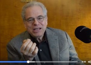 <p>Violin Virtuoso Itzhak Perlman's Video Goes Viral: A Lesson from Music that Resonates in Work and Life</p>
