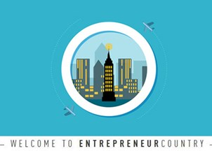 <p>EntrepreneurCountry connects Davids with Goliaths</p>