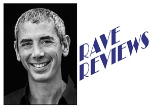 <p>Rave reviews for Steven Kotler</p>