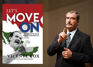 <p>Vicente Fox's book is an urgent and inspiring political manifesto </p>