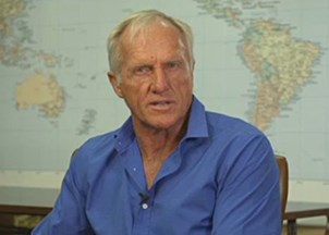 <p><strong>Greg Norman makes headlines for his interview ahead of President Trump and Malcolm Turnbull's visit </strong></p>