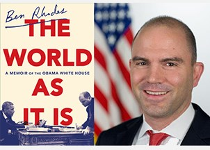 <p><strong>Ben Rhodes' memoir provides a behind-the-scenes look at the Obama administration </strong></p>