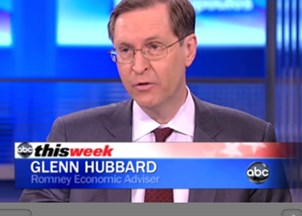 <p>R. Glenn Hubbard in the news</p>