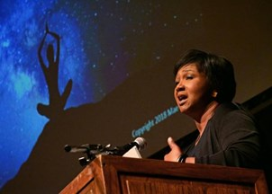 <p>Mae Jemison is in-demand for Black History Month</p>
