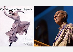 <p>Judith Jamison wows at Black History Month events</p>