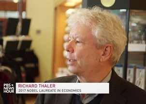 <p>Richard Thaler in the news</p>