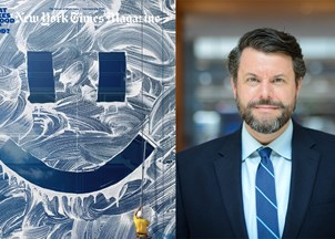 <p>Charles Duhigg writes groundbreaking cover feature for NYT Magazine</p>