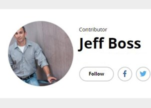 <p>Jeff Boss on Forbes.com</p>
