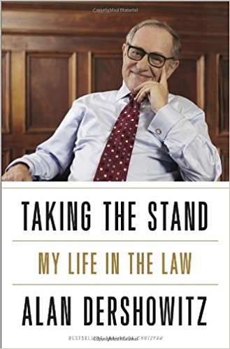 Taking the Stand: My Life in the Law                                                                                                    .