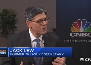 <p>Jack Lew receives rave reviews at major international summit</p>