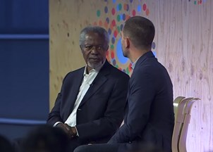 <p><strong>Kofi Annan sought-out by Facebook to provide guidance on global security</strong></p>