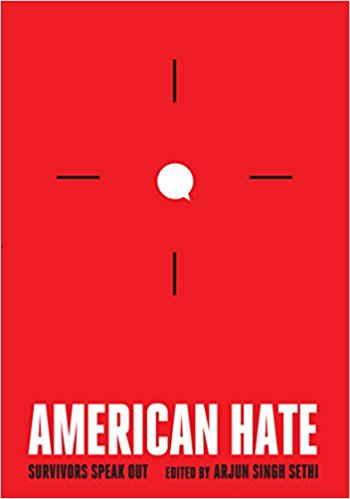 Due out August 8th!  American Hate: Survivors Speak Out