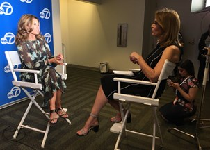 <p>Maria Shriver garners rave reviews at Annual Conference of the Professional Business Women of California</p>