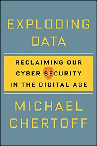 Due out July 10th!  Exploding Data: Reclaiming Our Cyber Security in the Digital Age