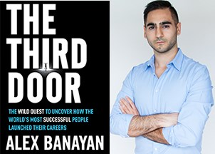 <p>Alex Banayan's new bestseller is making headlines </p>