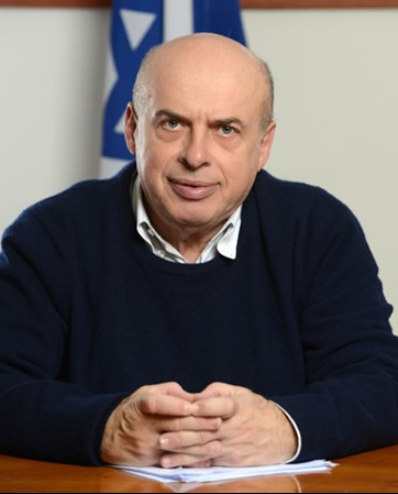 Natan Sharansky headshot