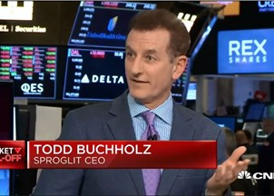 <p>Todd Buchholz in the news</p>