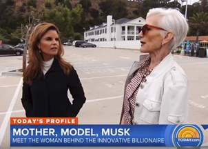 <p>Maria Shriver launches new series with the Today Show </p>