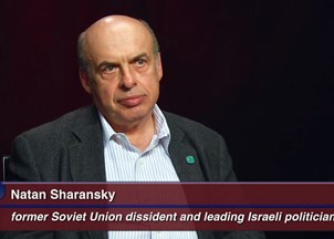 <p>Natan Sharansky in the news</p>