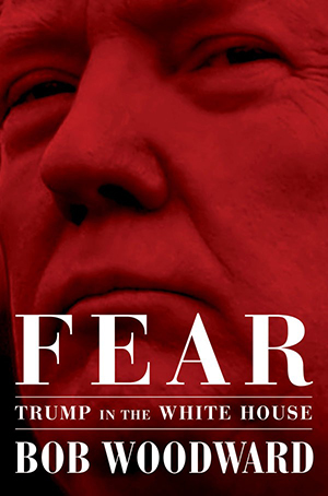 Due out September 11!   Fear: Trump in the White House