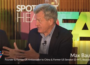 <p>Max Baucus offers shrewd insights on affordable healthcare </p>