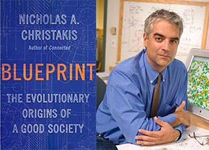 <p>Nicholas Christakis coming out with a groundbreaking new book </p>