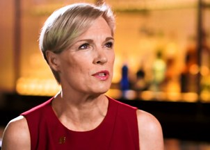 <p>Cecile Richards Shares What It Takes to Stand up, Make Change</p>