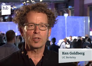<p>Ken Goldberg in the news</p>