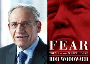 <p>Bob Woodward's FEAR is a New York Times and Amazon Bestseller </p>