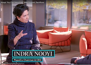 <p>Indra Nooyi in the news</p>