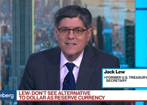 <p>Jack Lew in-demand for his insights on the global economy</p>
