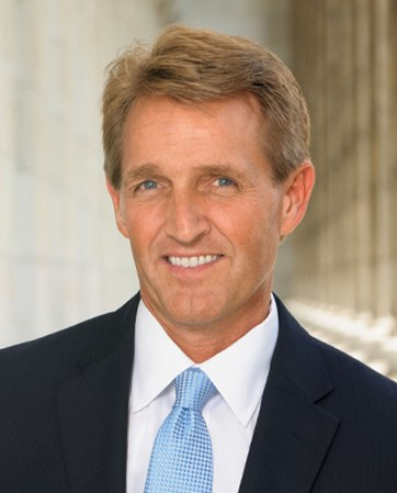 Jeff Flake headshot