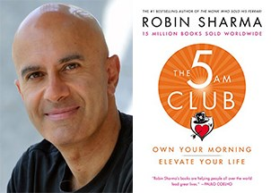 <p>Robin Sharma's book offers powerful lessons on peak performance</p>