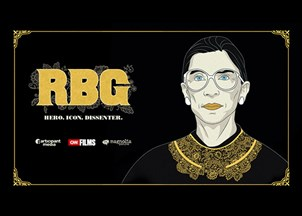 <p><strong>Brenda Feigen is prominently featured in RBG documentary</strong></p>