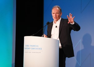 <p>Tim Berners-Lee shares his plan for the future of the web</p>
