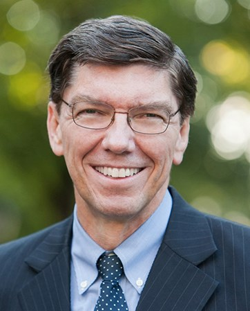 Clayton Christensen headshot