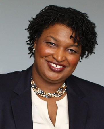Stacey Abrams headshot