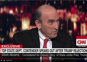 <p>Elliott Abrams in the news</p>