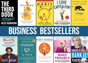 <p>HWA Speakers' Business Bestsellers</p>