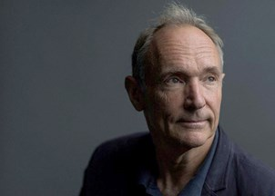 <p>Sir Tim Berners-Lee reveals the future of the web at Davos 2019</p>